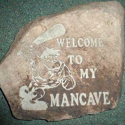 My Mancave