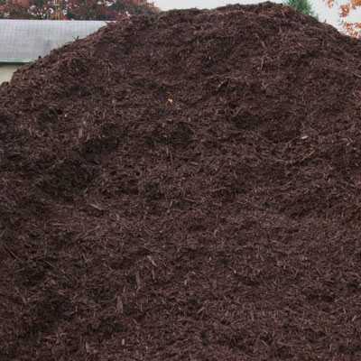 Brown Enhanced Mulch