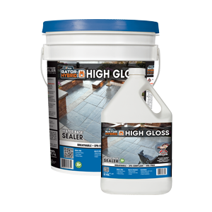 Hybrid High Gloss Sealer