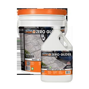 Hybrid Zero Gloss Sealer